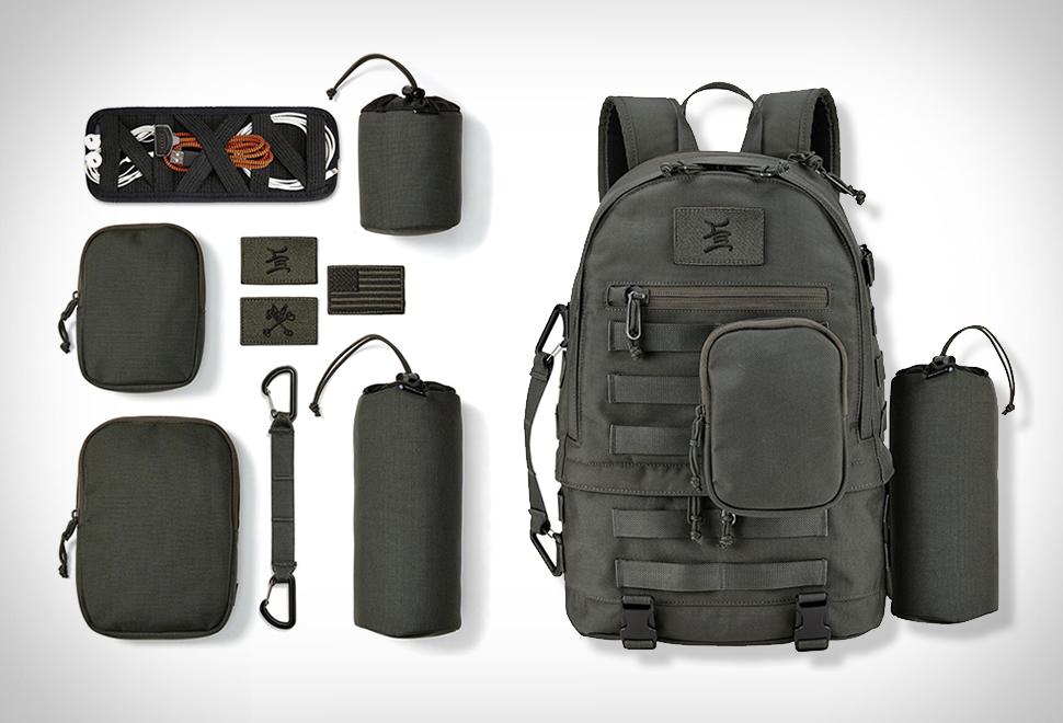 Nixon x Craig Stecyk Backpack | Image