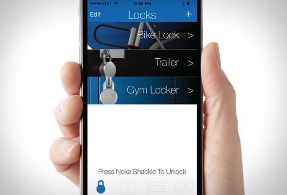 noke-keyless-bluetooth-padlock-4.jpg | Image