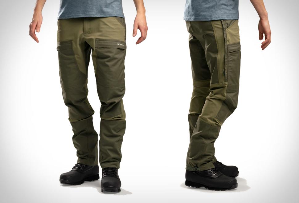 Norra Outdoor Pants | Image