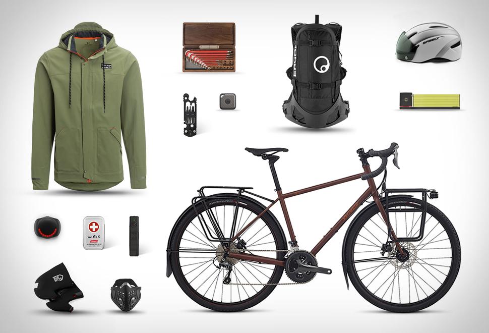 November 2017 Bike Commuter Gear | Image