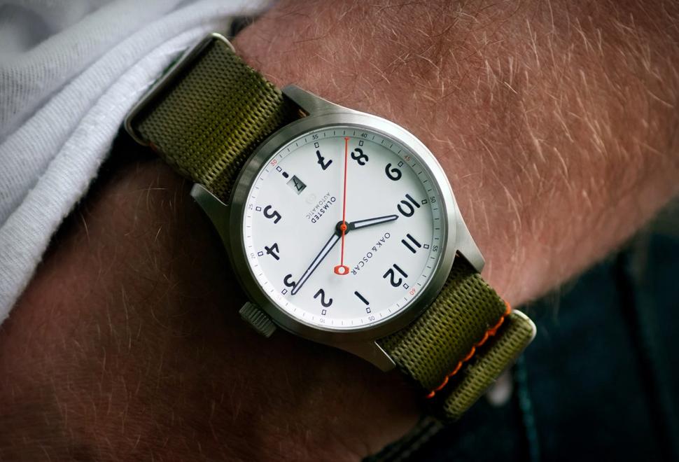 Oak & Oscar Olmsted Watch | Image
