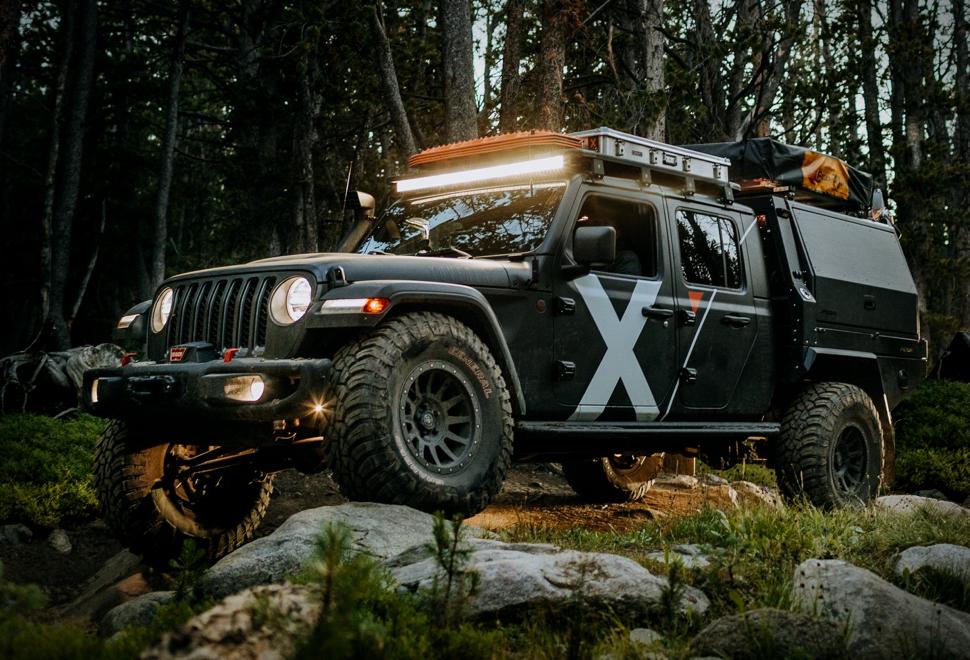 Odin Jeep Gladiator | Image