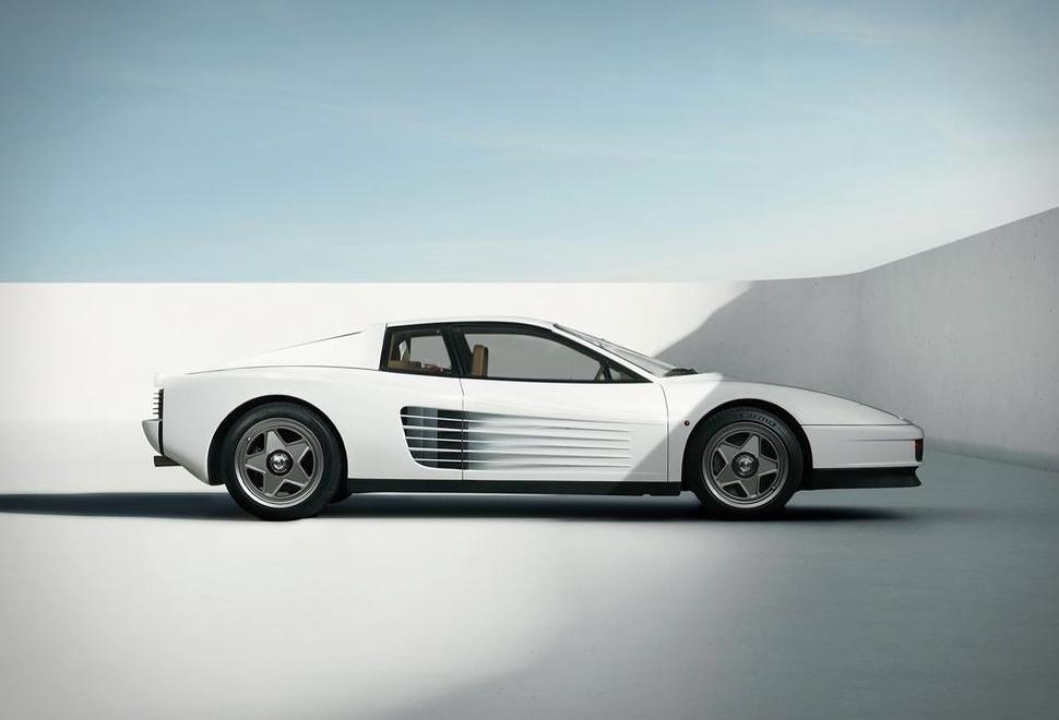 Officine Fioravanti Ferrari Testarossa   Image