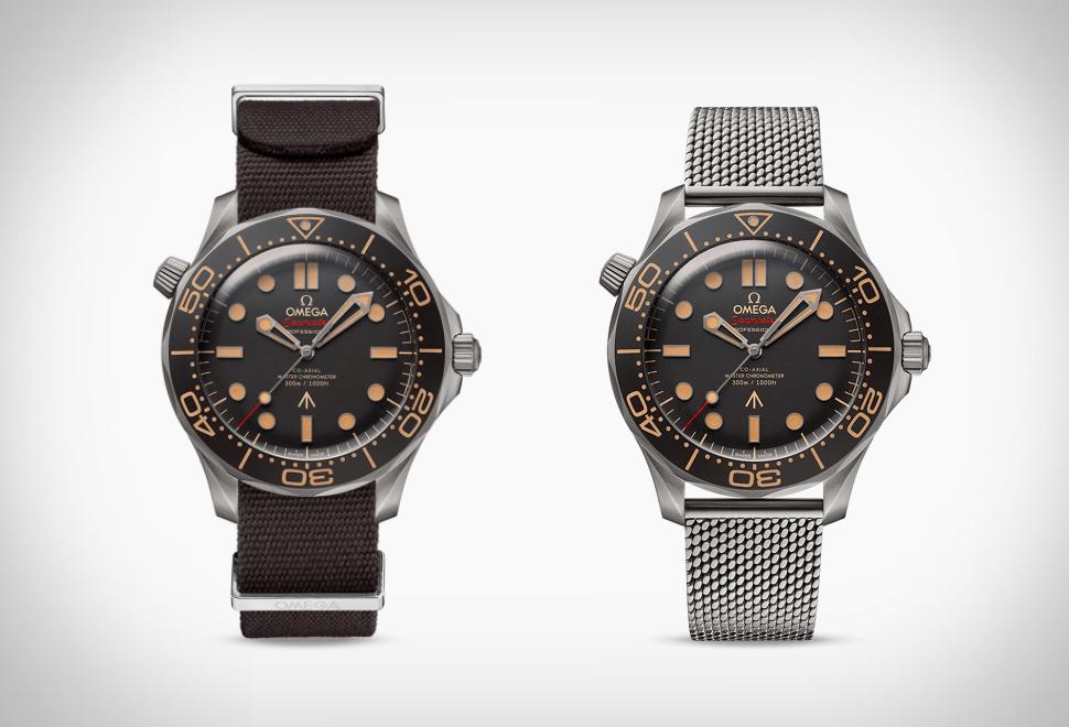 Omega Seamaster Diver 007 Edition | Image