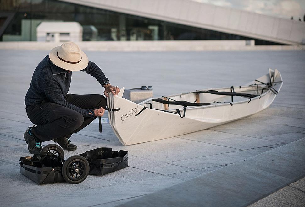 ONAK Foldable Canoe | Image