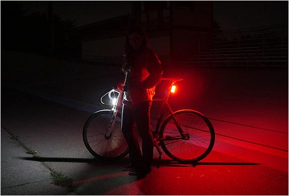 Orfos Flare Bike Lights
