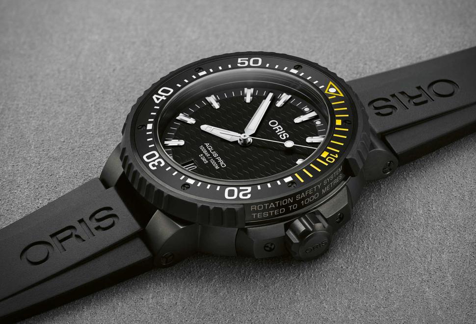 Oris Aquispro Date Watch | Image