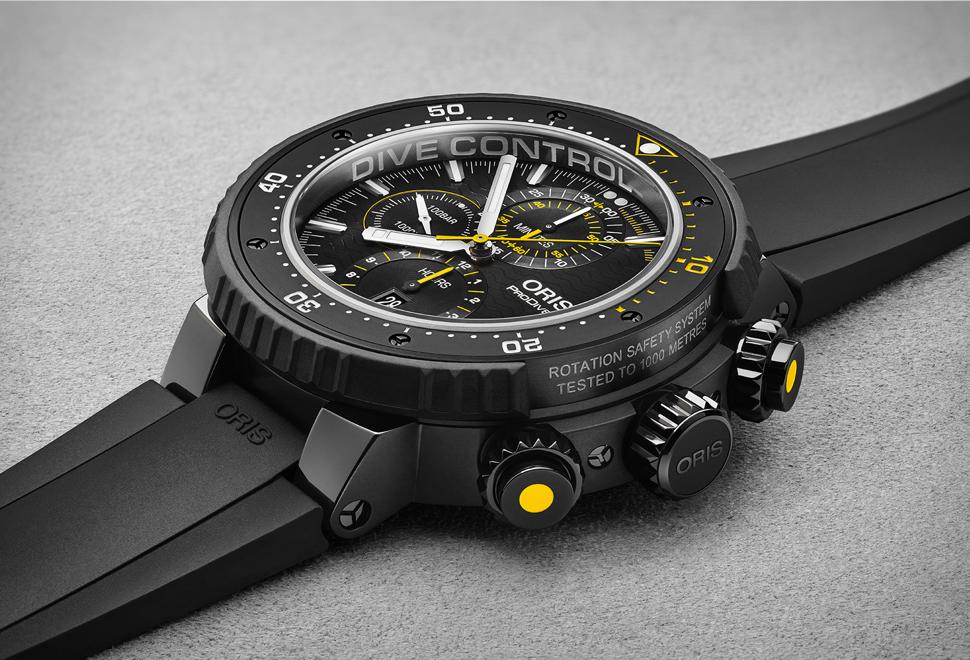 Oris ProDiver Dive Control | Image