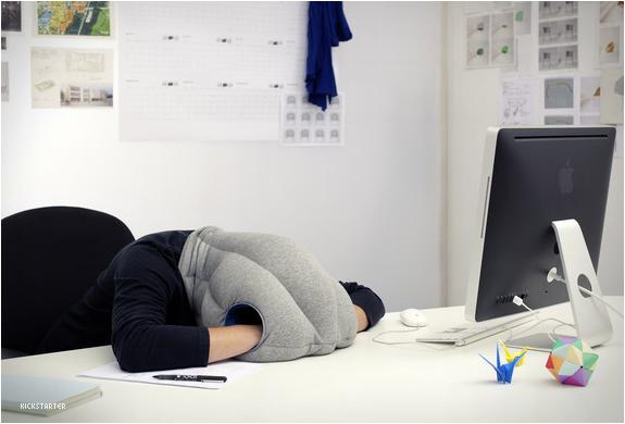 Ostrich Pillow | Image