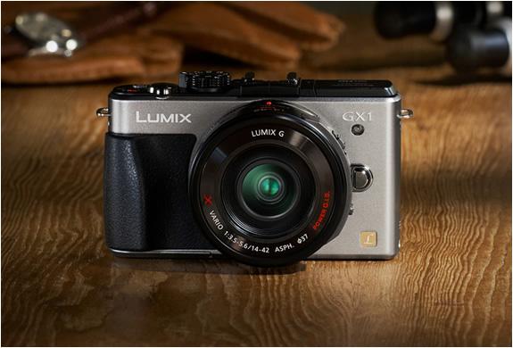 PANASONIC LUMIX DMC-GX1 | Image