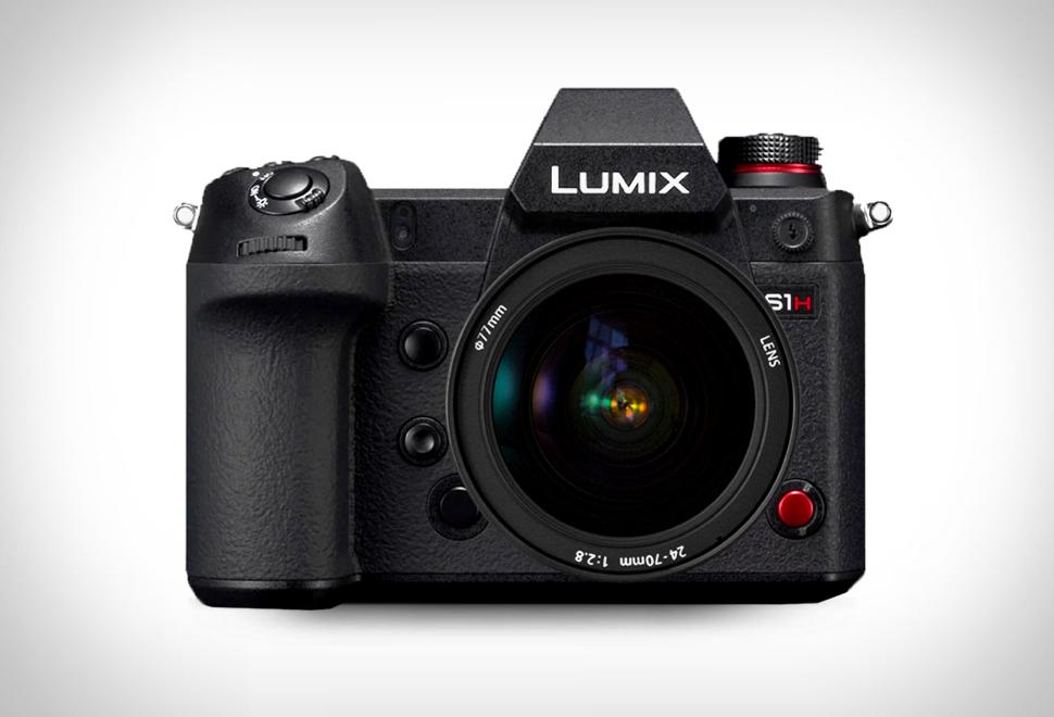 Panasonic Lumix S1H | Image
