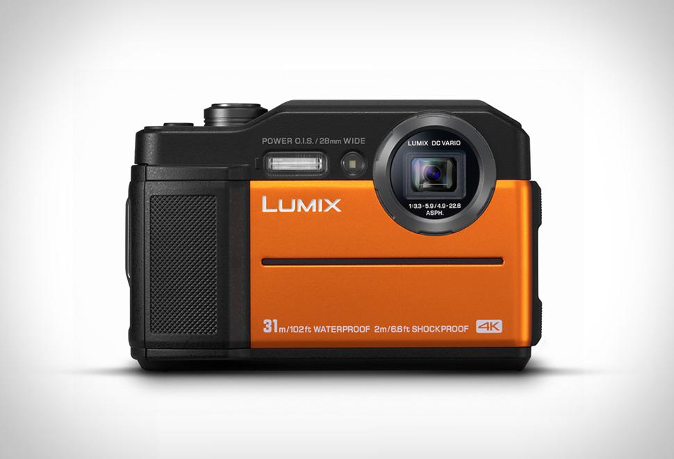 Panasonic LUMIX TS7 | Image