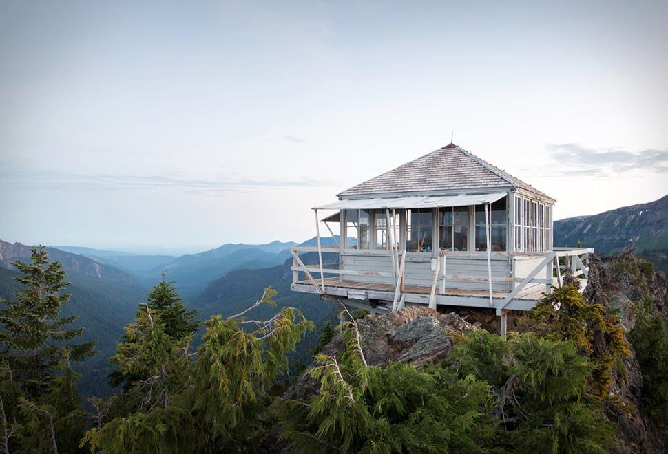 Park Butte Lookout | Image