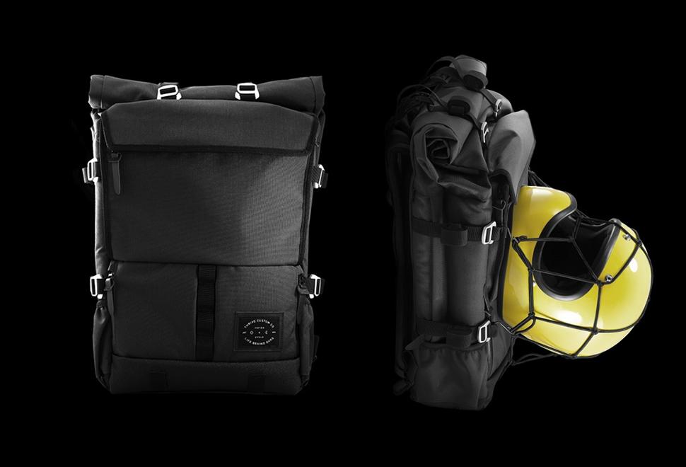 Peloton Asphalt Backpack