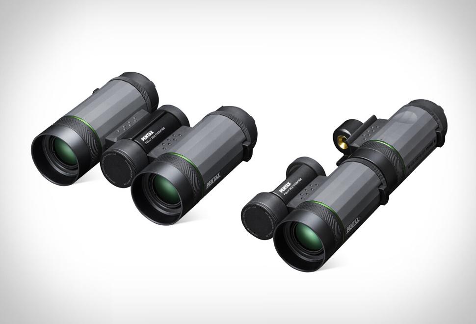 Pentax 4X20 VD WP 3-in-1 Binocular | Image