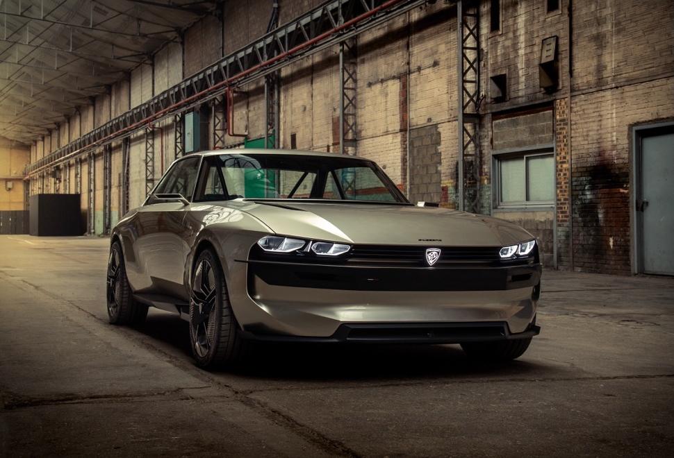 Peugeot E-Legend | Image
