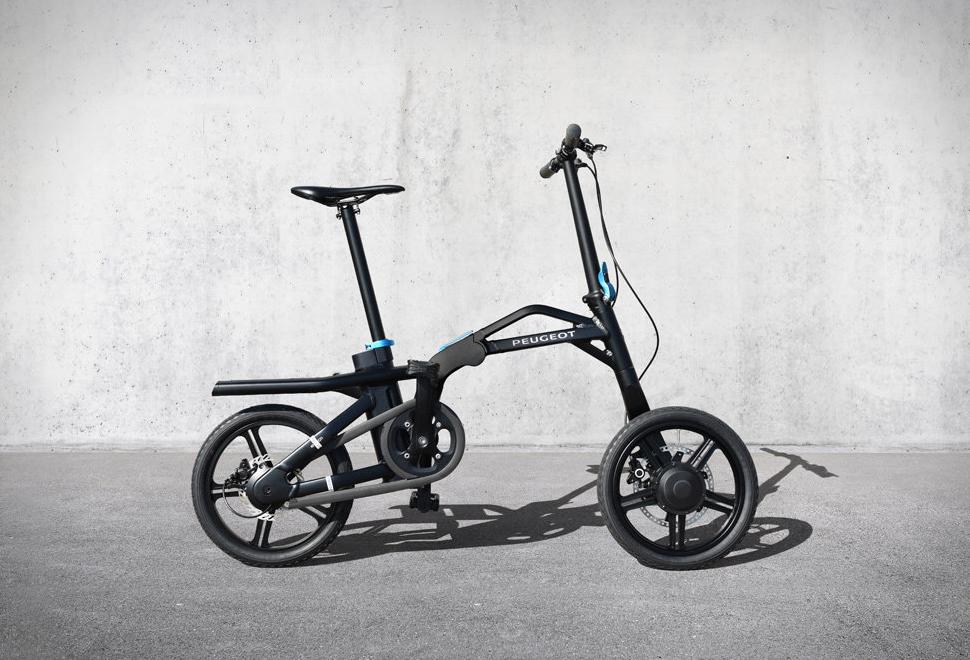 Peugeot eF01 | Image