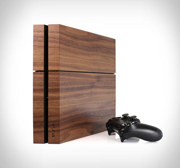 playstation-wood-skin-2.jpg | Image