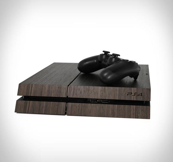 playstation-wood-skin-4.jpg | Image