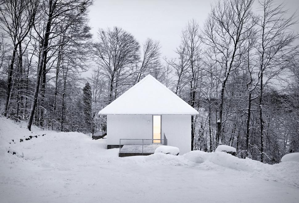 Poisson Blanc Cabin | Image