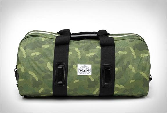 Duffaluffagus Camo Bag | By Poler | Image