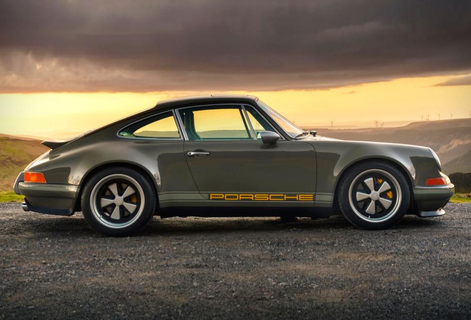 Porsche 911 by Theon Design | Image