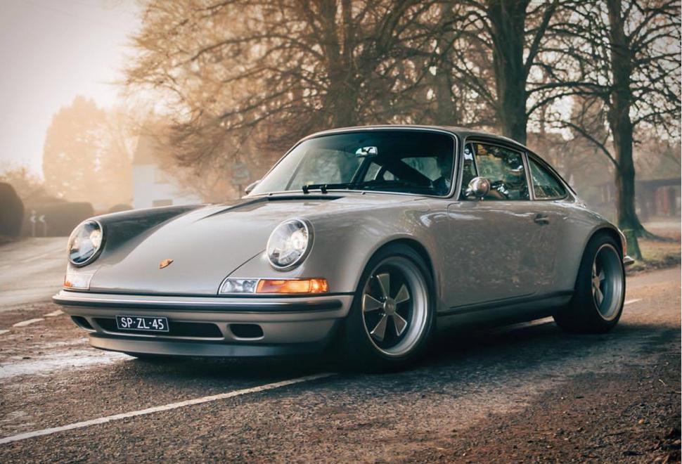 Porsche 911 Carrera 4 by Singer | Image