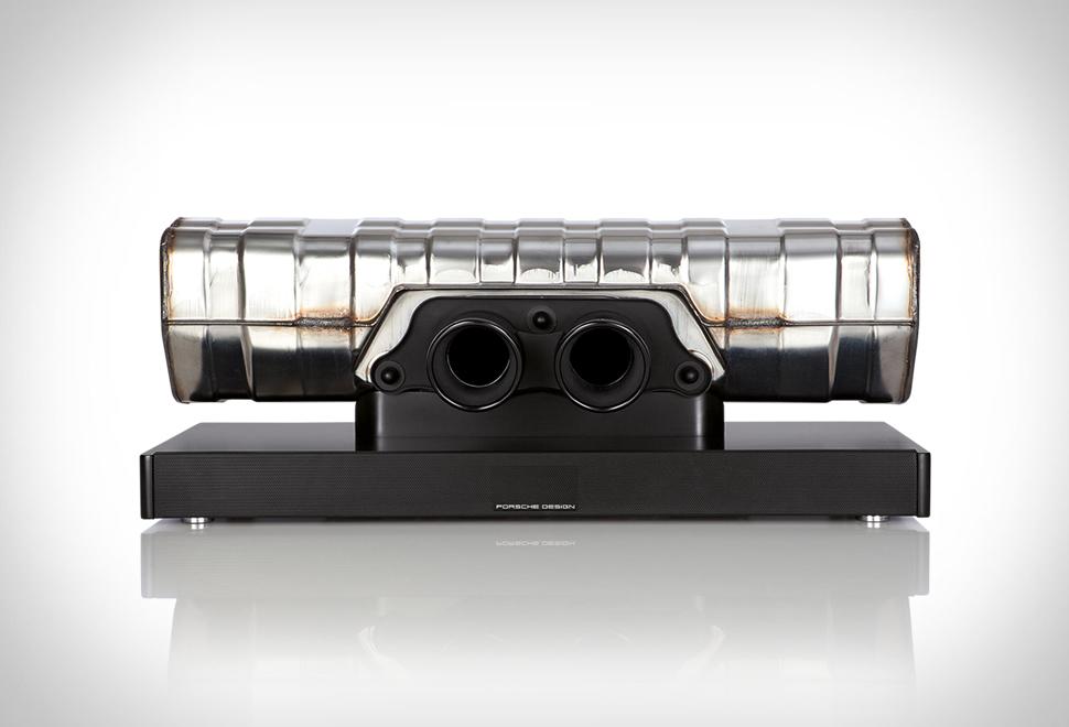 Porsche 911 Soundbar | Image