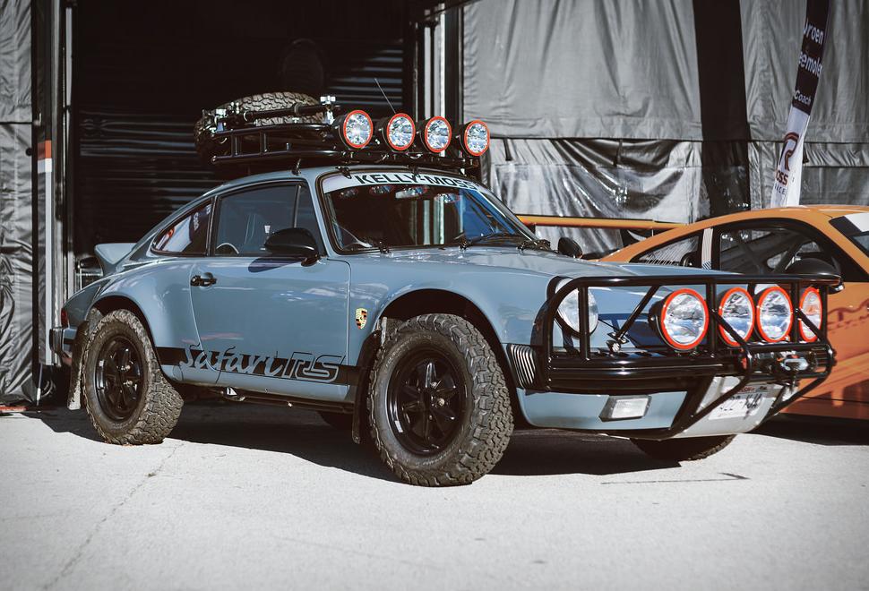 Porsche Safari Rs