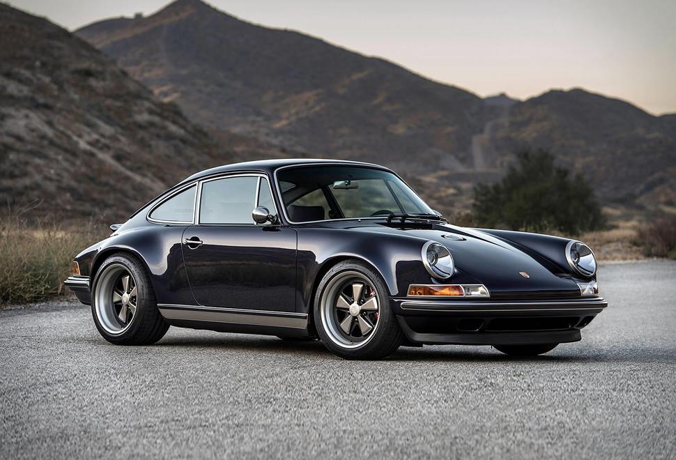 Porsche Singer Monaco | Image