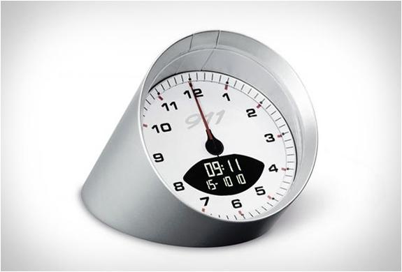 PORSCHE 911 ALARM CLOCK | Image