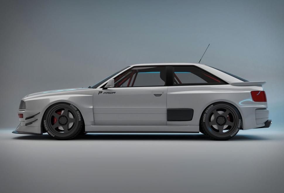 Prior Design Audi Rally Body Kit | Image