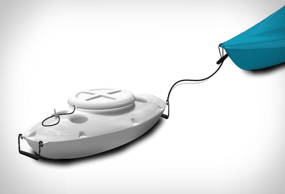 Pull-Behind Kayak Cooler | Image