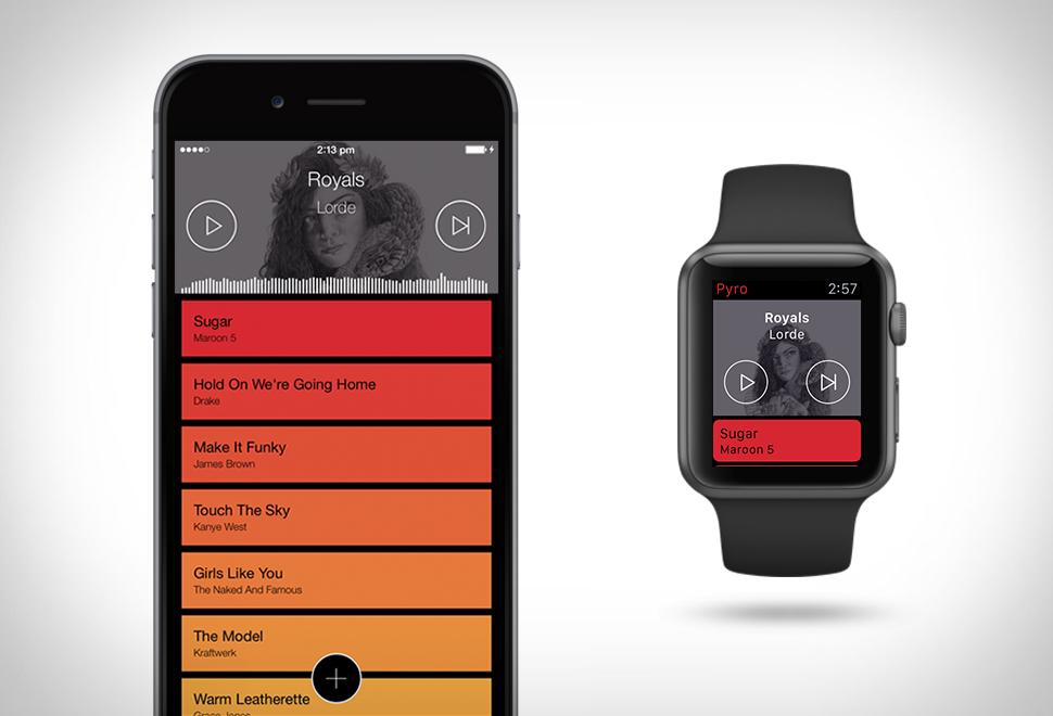 Pyro App | Image