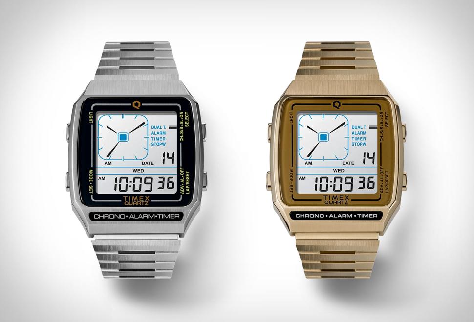 Q Timex Reissue Digital LCA | Image