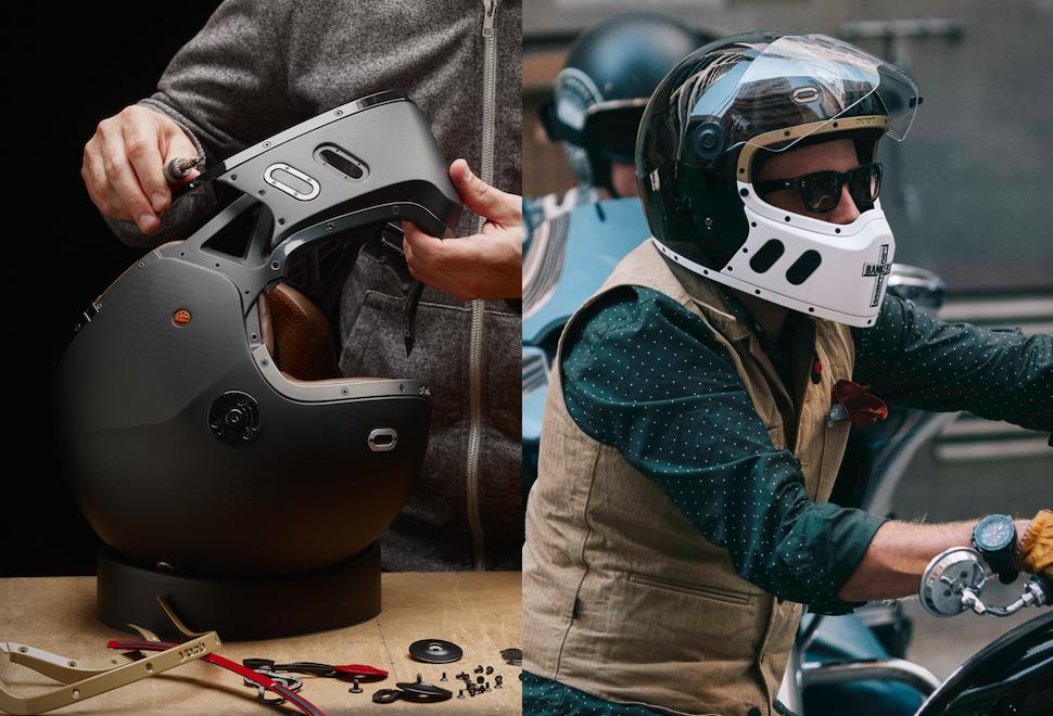 Qwart Phoenix Customizable Helmet | Image