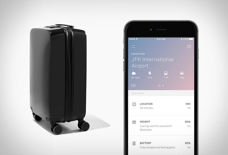 Raden Smart Suitcase | Image
