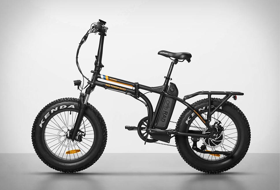 RadMini Electric Folding Fat Bike | Image