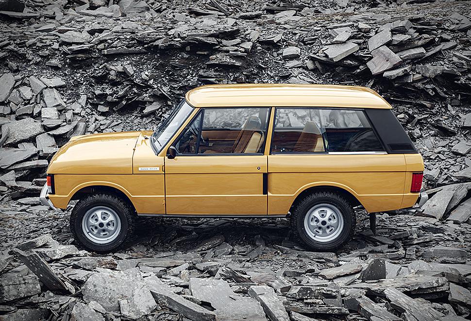 Range Rover Classic Reborn | Image