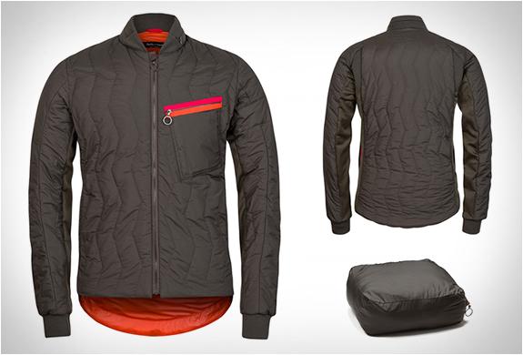 Rapha & Raeburn Quilted Jacket | Image