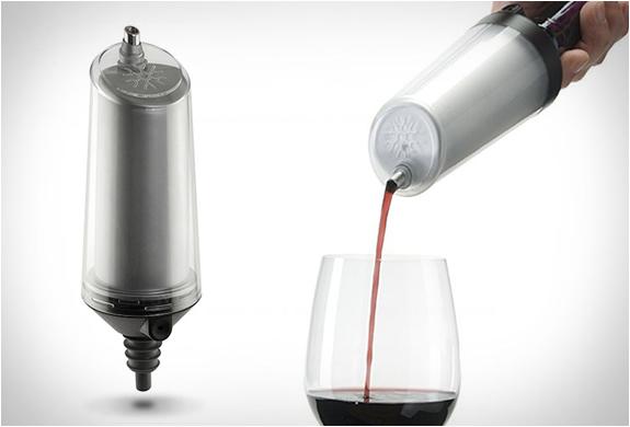 Ravi | Instant Wine Chiller | Image