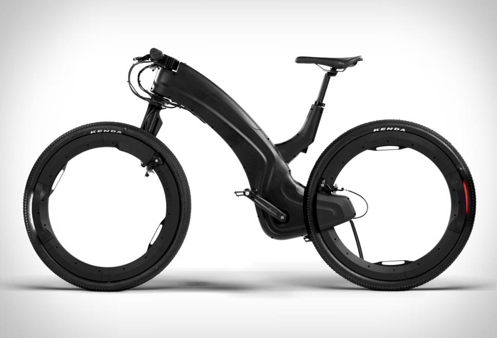 Reevo Hubless E-Bike | Image