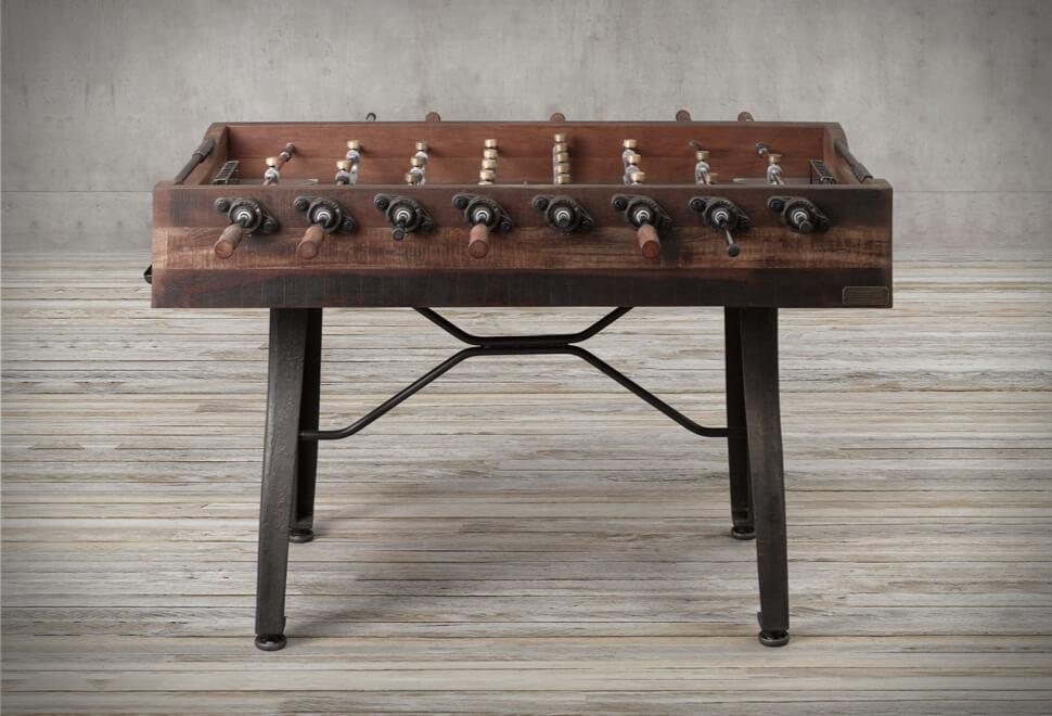 RH Vintage Industrial Foosball Table | Image