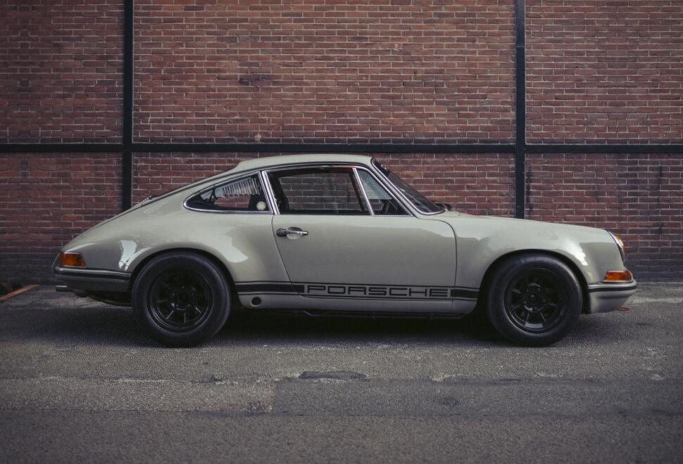 Rico Customs Porsche   Image