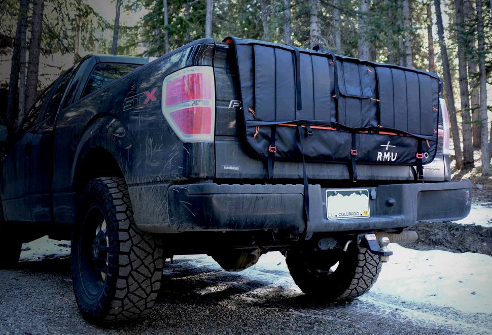 RMU Tailgate Locker | Image