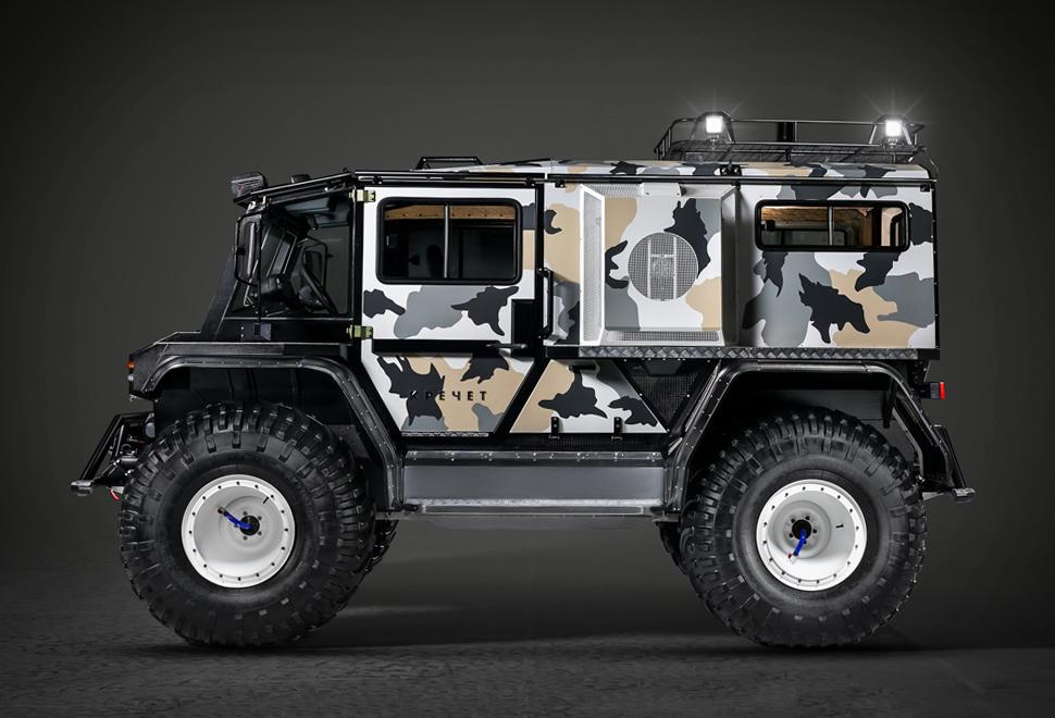 Rocket Z SUV | Image