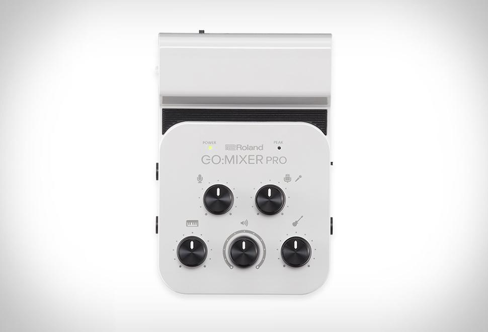 Roland GoMixer Pro | Image