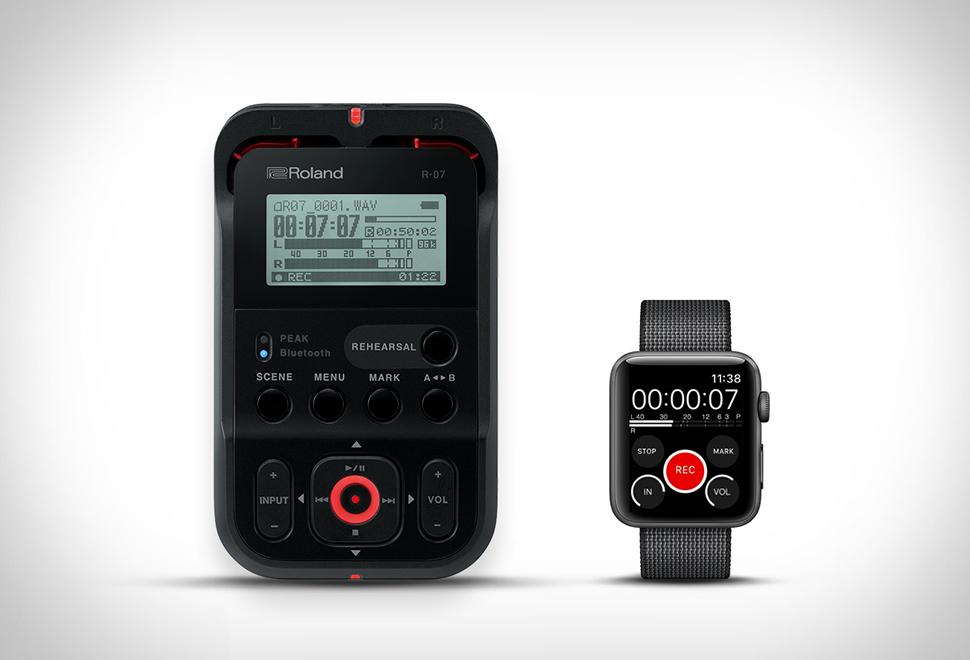 Roland R-07 Audio Recorder | Image