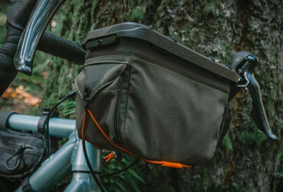 Route Werks Handlebar Bag | Image