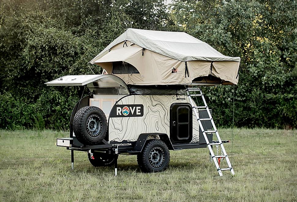 Rove Adventure Trailer Rentals | Image